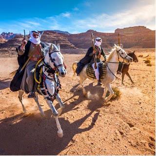 El desierto de Wadi Rum es Marte en la película The Martian